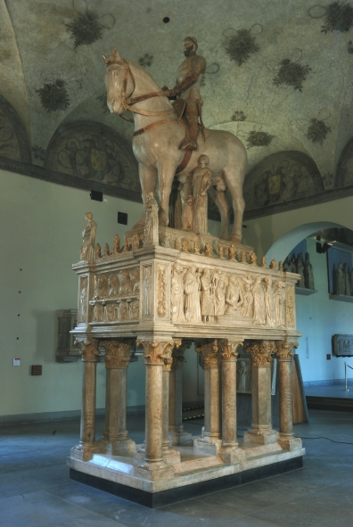 The Restoration of the Equestrian Monument of Bernabò Visconti